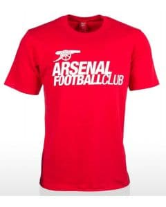 Arsenal FC Mens Supporter Tee Shirt