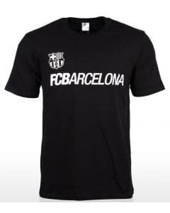Barcelona FC Mens Supporter Tee Shirt