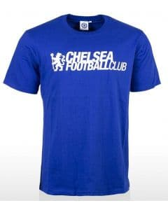 Chelsea FC Mens Supporter Tee Shirt
