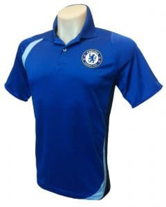 Chelsea FC Mens Polo Shirt