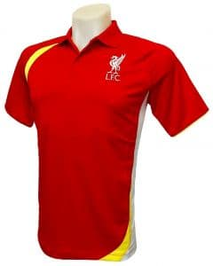 Liverpool FC Mens Polo Shirt