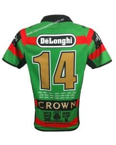 South Sydney Rabbitohs NRL Premiers Home Jersey