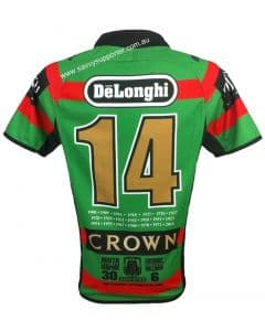 South Sydney Rabbitohs NRL Premiers Home Jersey Oversize