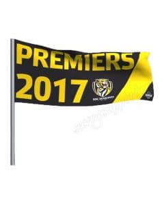 Richmond Tigers AFL Premiers Flag 900mm x 1800mm