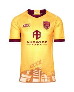 QLD Maroons 2020 State of Origin XXXX Training Jersey