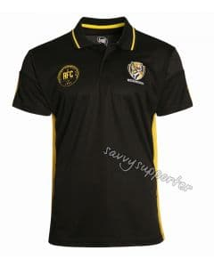 Richmond Tigers 2018 AFL Premium Polo Shirt