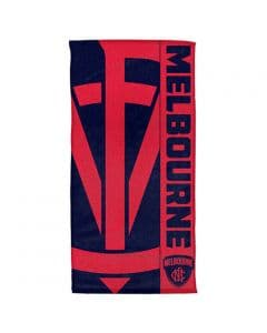 Melbourne Demons 2019 Beach Towel