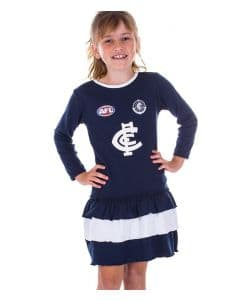 Carlton Blues 2018 AFL Girls Dress