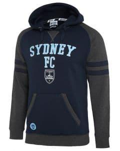 Sydney FC 2017/18 Fleece Hoodie