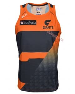 GWS Giants Orange Training Singlet