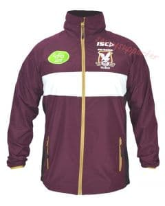 Manly Sea Eagles Wet Weather Rain Jacket