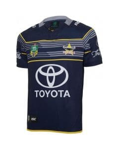 North Queensland Cowboys NRL Mens Home Jersey