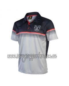 New Zealand Warriors NRL Classic Polo Shirt