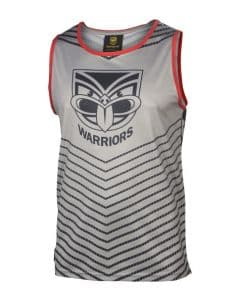 New Zealand Warriors NRL Classic Training Singlet