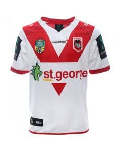 St George Dragons NRL Mens Home Jersey