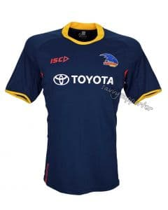Adelaide Crows 2018 AFL Navy Training Shirt