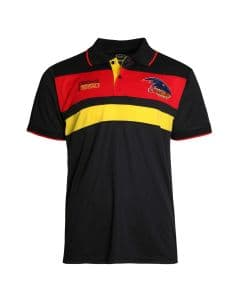 Adelaide Crows 2018 AFL Winter Premium Polo Shirt