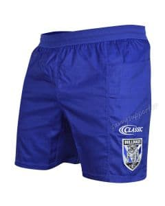 Canterbury Bulldogs 2019 Mens Training Shorts