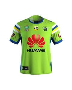 Canberra Raiders 2018 NRL Ladies Home Jersey