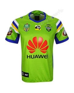 Canberra Raiders 2018 NRL Mens Home Jersey