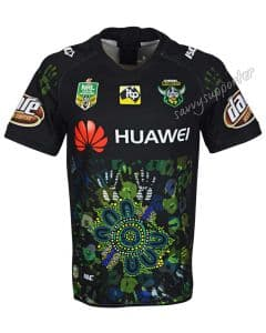 Canberra Raiders 2018 NRL Indigenous Jersey