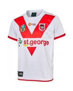 St George Dragons Mens NRL Home Jersey