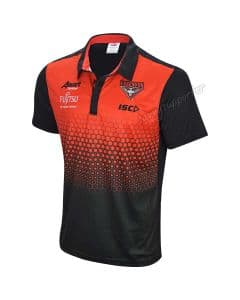 Essendon Bombers 2019 AFL Performance Polo Shirt