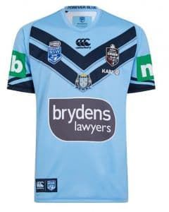 NSW Blues State of Origin 2019 Mens On Field Jersey