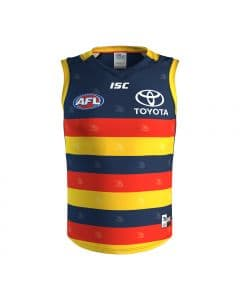 Adelaide Crows AFL Home Guernsey