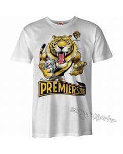 Richmond Tigers AFL Premiers Mark Knight Tee