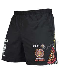 Indigenous All Stars 2019 Mens Training Shorts