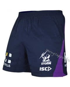 Melbourne Storm 2019 ISC NRL Mens Training Shorts