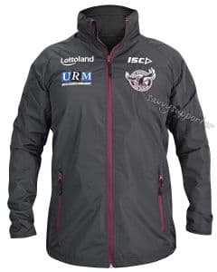 Manly Sea Eagles Wet Weather Jacket