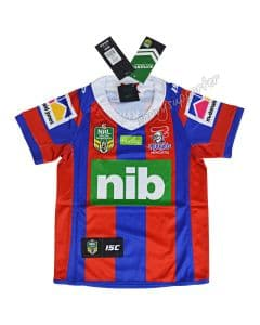 Newcastle Knights 2018 NRL Kids Home Jersey
