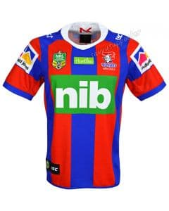Newcastle Knights 2018 NRL Mens Home Jersey