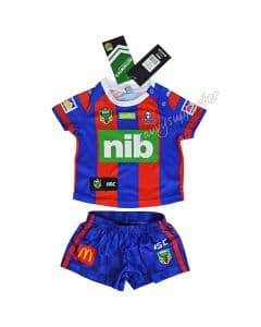 Newcastle Knights 2018 NRL Toddler Home Jersey