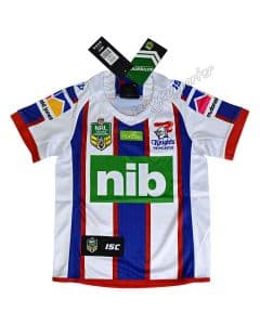 Newcastle Knights 2018 NRL Kids Away Jersey
