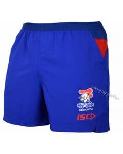 Newcastle Knights 2018 NRL ISC Training Shorts