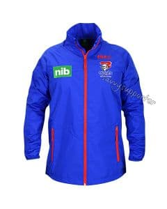 Newcastle Knights 2018 NRL Mens Wet Weather Jacket