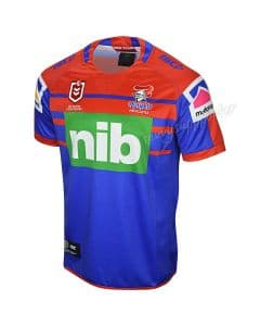 Newcastle Knights 2019 NRL Mens Home Jersey