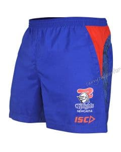 Newcastle Knights 2019 ISC NRL Mens Training Shorts