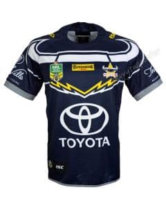 North Queensland Cowboys 2018 NRL Mens Home Jersey