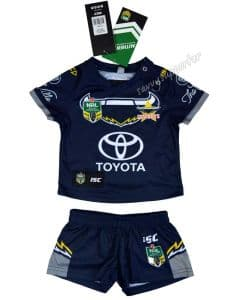 North Queensland Cowboys 2018 NRL Toddler Home Jersey