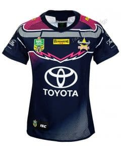 North Queensland Cowboys 2018 NRL Ladies Women in League Jersey