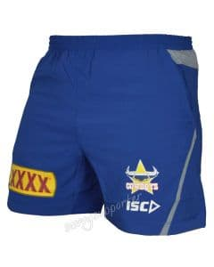 North Queensland Cowboys 2018 NRL Mens ISC Training Shorts