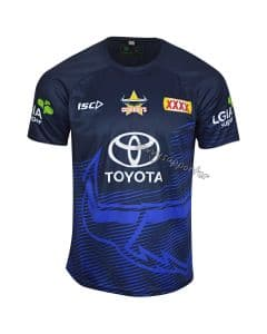 North Queensland Cowboys 2019 Navy Royal Training Shirt