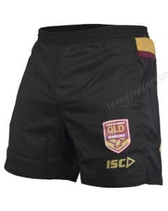 Queensland Maroons State of Origin 2018 Training Shorts