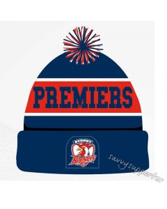6d2217c8a West Coast Eagles 2019 AFL Hundo Beanie | BE32WB | SavvySupporter