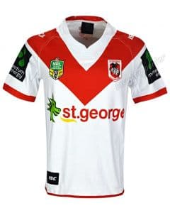 St George Dragons Mens Home Jersey