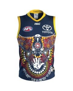 Adelaide Crows 2020 Kids Indigenous Guernsey